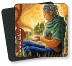 Promotional products: Premium Coasters .020 Gloss Copolyester Topcoat & 3/32
