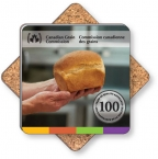 Promotional products: Premium Coasters .100 Gloss Copolyester Top & 1/16