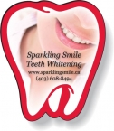 Promotional products: .020 Stock Shape Magnets / Tooth (1.875