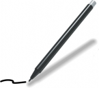 Promotional products: Damp-erase Pens with Black Barrel & White Cap / black ink. Non-imprinted