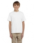 Promotional Fruit of the Loom® Youth 8.3 oz., 100% Heavy Cotton HD® T-Shirt White
