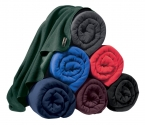 Promotional products: LARGE FLEECE BLANKET