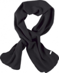 Promotional products: RECYCLED POLYESTER FLEECE SCARF