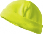 Promotional products: HI-VIZ POLYESTER FLEECE TOQUE