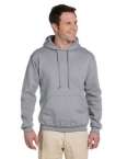 Promotional products: Jerzees 15.9 oz., 50/50 Super Sweats® NuBlend® Fleece Pullover Hood