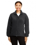 Promotional products: LADIES' MICROFLEECE UNLINED JACKET