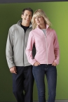 Promotional products: LADIES' RECYCLED POLYESTER FLEECE FULL-ZIP JACKET