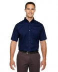 Promotional products: NEW OPTIMUM CORE 365TM MEN'S SHORT SLEEVE TWILL SHIRTS