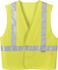 Promotional products: VERTICAL STRIPE SAFETY VEST
