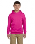 Promotional products: Jerzees Youth 13.3 oz., 50/50 NuBlend® Fleece Pullover Hood