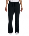 Promotional products: Heavy Blend™ Ladies' 8 oz., 50/50 Open-Bottom Sweatpants