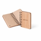 Promotional products: Bamboo jotter