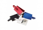 Promotional products: Solano luggage tag