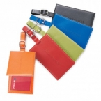Promotional products: Colorplay luggage tag