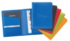 Promotional products: Colorplay travel wallet