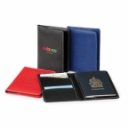 Promotional products: Bradford passport holder