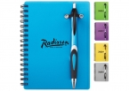 Promotional products: Helix notebook combo