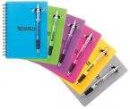 Promotional products: Cosmopolitan notebook combo