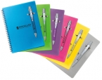 Promotional products: Calypso notebook combo