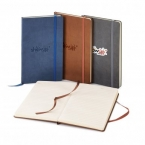 Promotional products: Classico vinyl hard cover journal