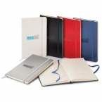 Promotional products: Classico metallic hard cover journal