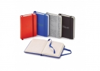 Promotional products: Neoskin¾ hard cover mini journal
