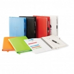 Promotional products: Neoskin¾ refillable medium portfolio