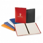 Promotional products: Bradford vinyl cover &refillable spiral notebook