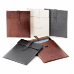Promotional products: Fabrizio tablet sleeve/document holder