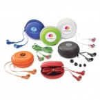 Promotional products: Dino earbud kit four new colors!