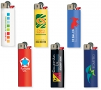 Promotional products: Bic lighter with child guard