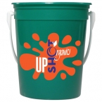 Promotional products: 32-oz. Pail with Handle