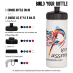 Promotional products: Direct Process 16-oz. Sports Bottle