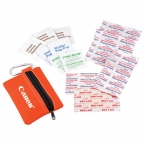 Promotional products: Zippered First Aid Pouch