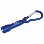 Promotional products: Metal Light with Carabiner
