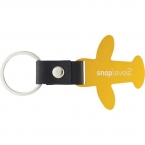 Promotional products: Airplane Keychain
