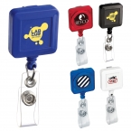 Promotional products: Square Badge Holder