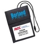 Promotional products: Deluxe ID / Badge Holder