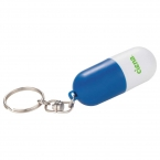Promotional products: Pill Case Keychain