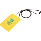Promotional products: The Jubilee Felt Media Holder Lanyard