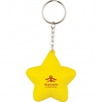 Promotional products: Star Keychain
