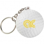 Promotional products: Golf Ball Keychain