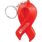 Promotional products: Ribbon Keychain