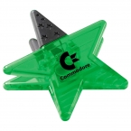 Promotional products: Star Memo Clip