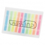 Promotional products: Highlighter Strips Booklet