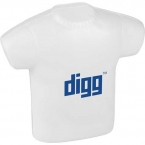 Promotional products: T-Shirt Stress Reliever
