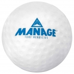 Promotional products: Golf Ball Stress Reliever