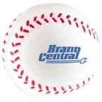 Promotional products: Baseball Stress Reliever