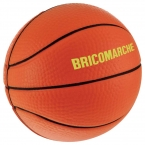 Promotional products: Basketball Stress Reliever