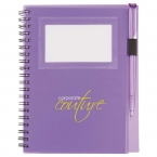 Promotional products: The Star Spiral Notebook